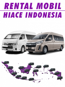 Sewa Hiace Indonesia | Hiace Transport | Rental Hiace